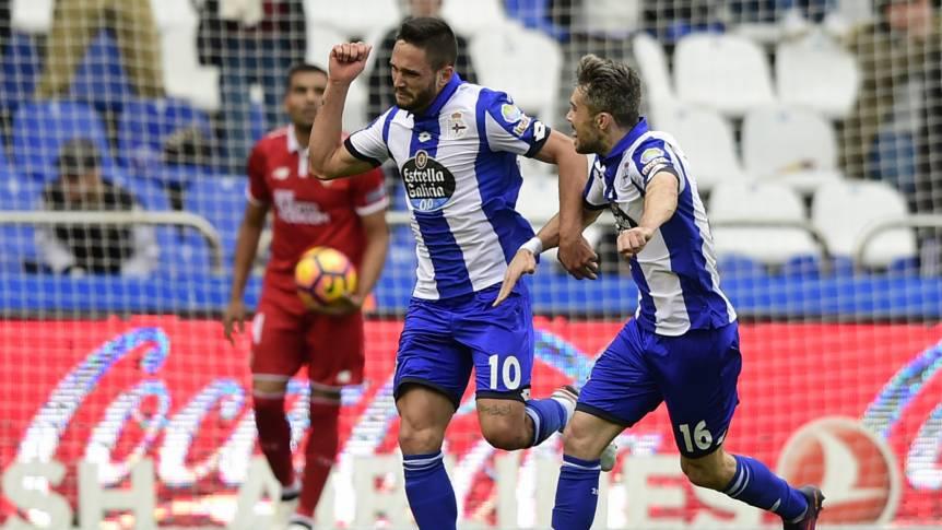 Ponturi pariuri Deportivo – Betis   Florin Andone revine după suspendare!