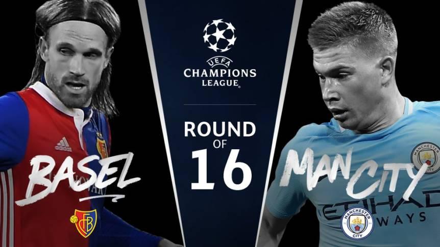 Ponturi pariuri Basel – Manchester City | Duel dezechilibrat în 16-imile UEFA Champions League