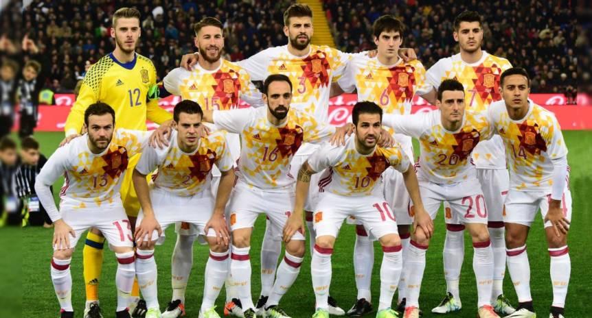 Cupa Mondială 2018: Totul despre Spania