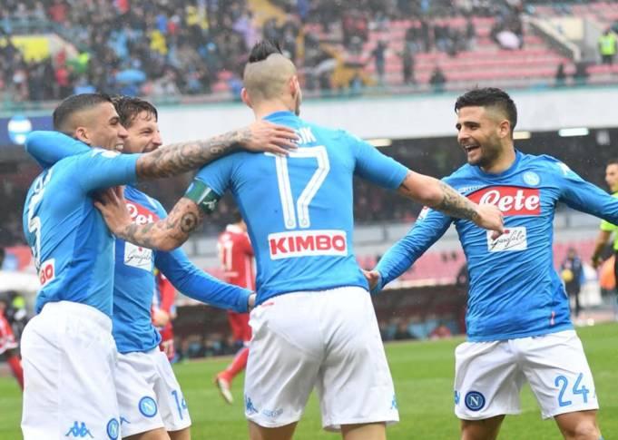 Cotă de 2.85 la Sampdoria – Napoli. Trebuie să profiți!