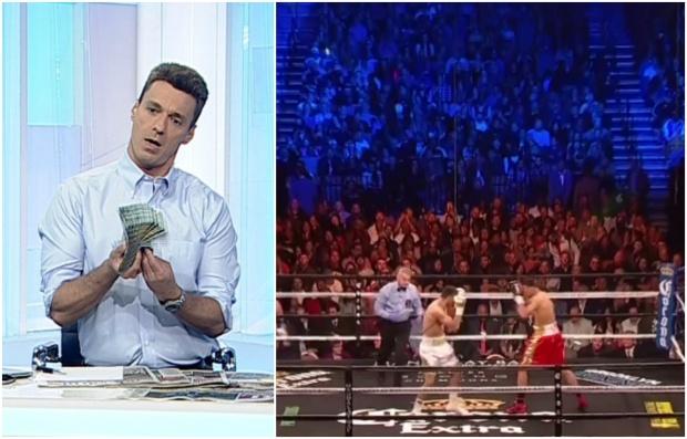 Învârte banii cu lopata! Mircea Badea a pariat o sumă imensă pe o cotă de 5,25!