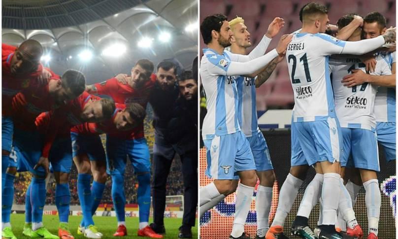 Biletul Zilei 15.02.2018 | Ponturi limpezi la 3 meciuri din Liga Europa, inclusiv FCSB – Lazio