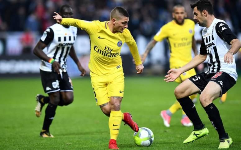 Ponturi pariuri PSG – Angers | Pariezienii, în marș către titlu