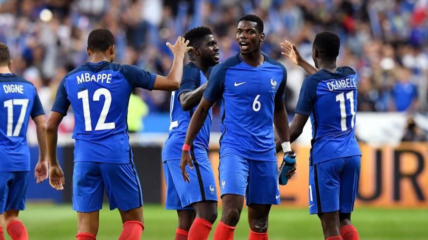 Test lejer pentru Franța înainte de Mondial. Două ponturi pentru meciul cu SUA