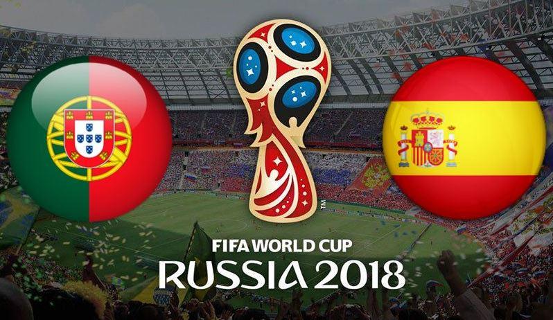 Oferta zilei la CM 2018: cotă 5,00 pentru minimum un gol la Portugalia – Spania