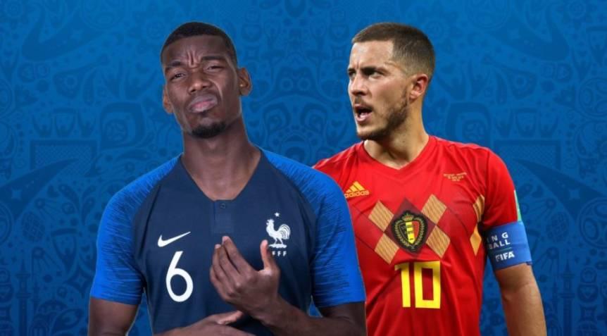 10 ponturi pariuri pentru Franta – Belgia, semifinale CM 2018