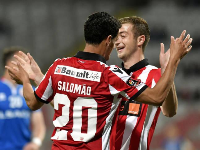 Diogo Salomao, Daniel Popa, Dinamo, Liga 1 Betano