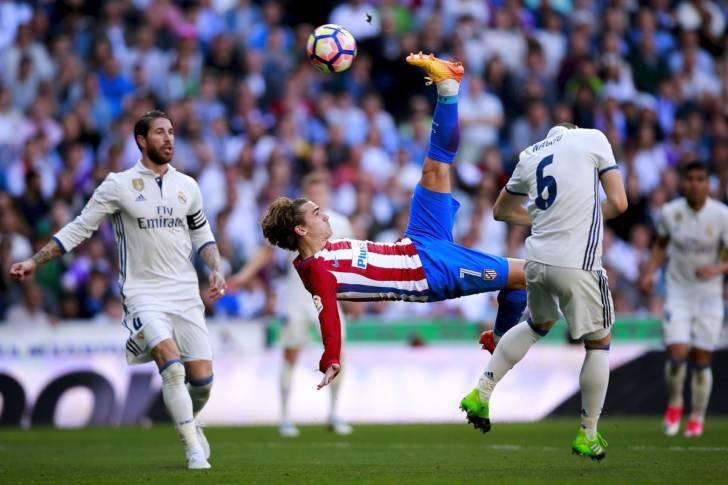 Antoine Griezmann, Atletico Madrid, La Liga, Spania