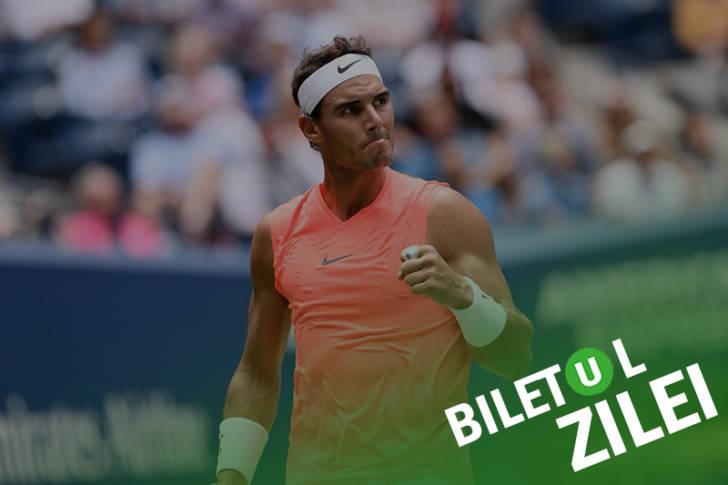 Biletul Zilei Unibet 04.09.2018. Ponturile noastre de la US Open