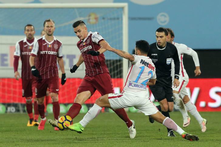 CFR – FCSB 16.09.2018. Pronosticuri fotbal fără risc Liga 1