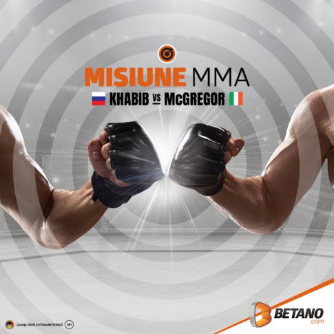 Khabib vs. McGregor, lupta anului în UFC. McGregor revine în cușcă după 2 ani!