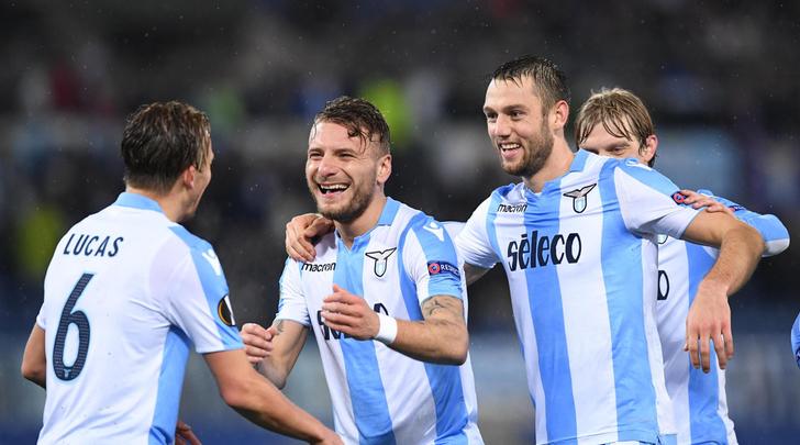 2 ponturi pauză / final din Europa League. Facem un profit uriaş cu Lazio şi Milan