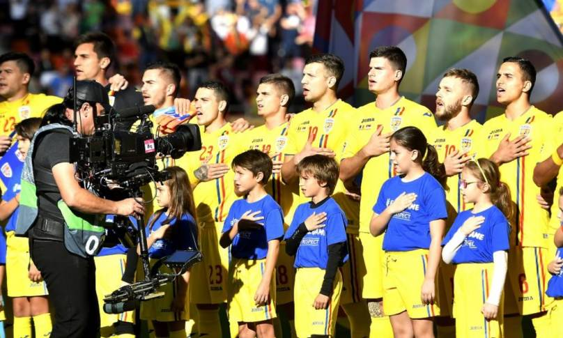 România – Lituania Live Stream Online pe PRO TV