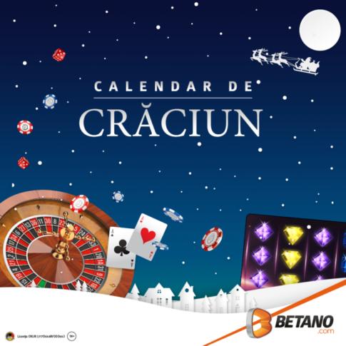 Bonusuri de Crăciun la Betano pentru toții clienții care joacă la cazino!