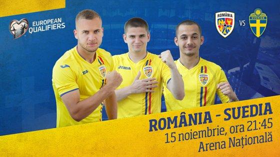 5 ponturi pariuri România – Suedia. Cota pe care o joacă toată lumea
