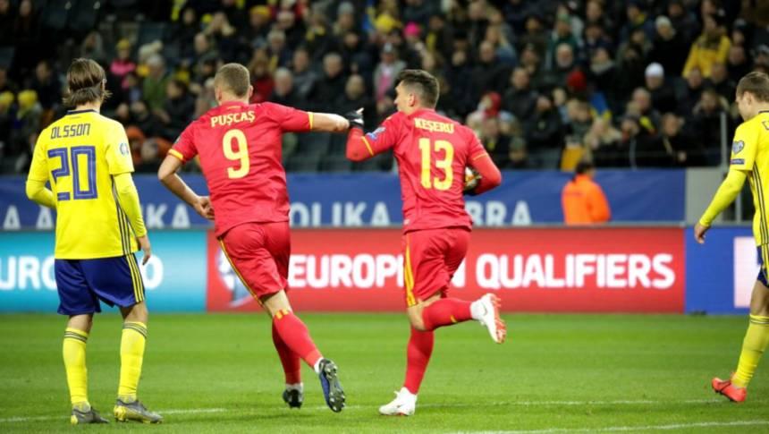 Biletul pe goluri de azi, 15 noiembrie. Cotă 5,91 din preliminariile Euro 2020
